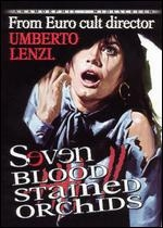 Seven blood-stained Orchids
